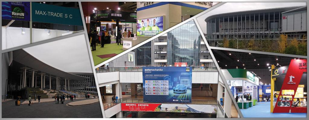 Max-Trade wśród wystawców na 13 edycji targów Automechanika w Szanghaju
