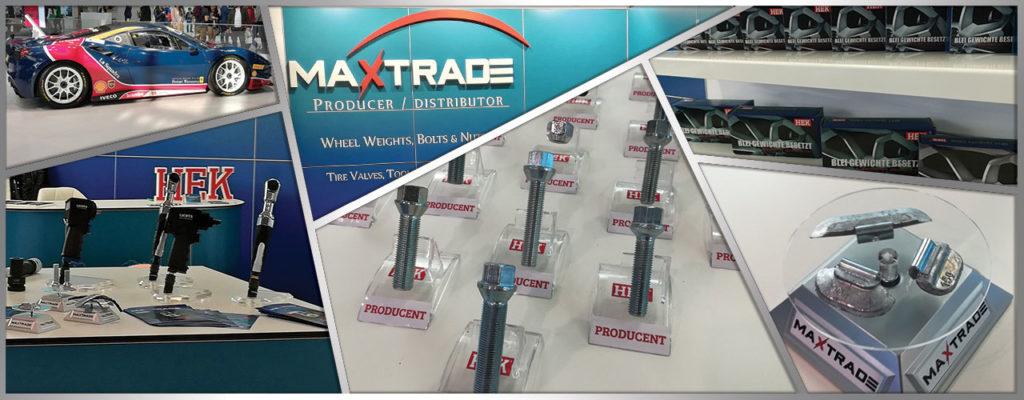 Max-Trade na targach TTM w Poznaniu